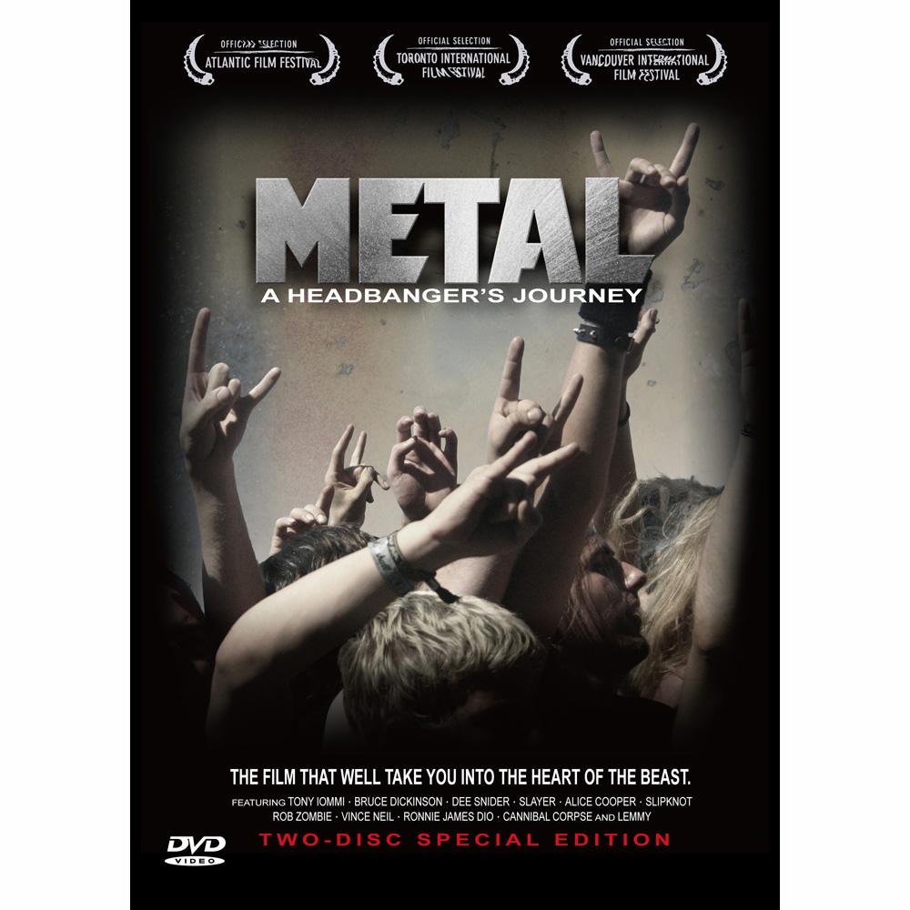 重金屬之旅(豪華雙碟版) DVD