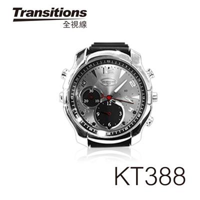 全視線 KT388 1080P影音雙錄腕錶造型攝影機