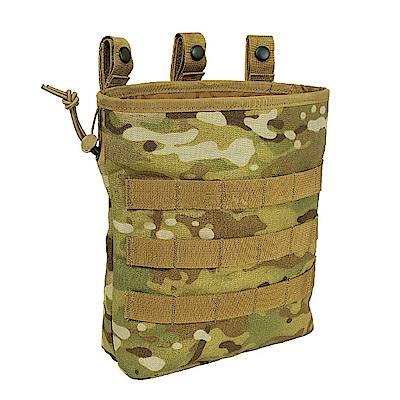J-TECH 收割者-6模組腰掛彈匣回收袋(美國多地迷彩MC)