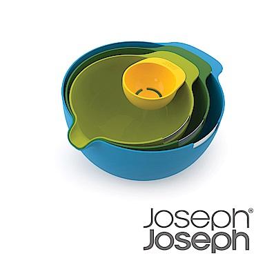 Joseph Joseph 破蛋攪拌盆四件組