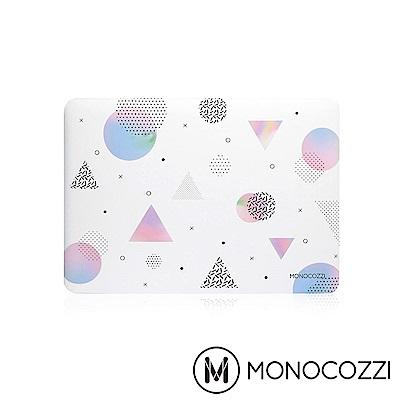 MONOCOZZI Pattern Macbook Air 13 吋保護殼 - 幾何