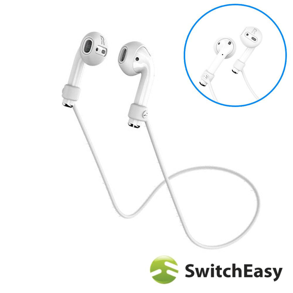 SwitchEasy AirBuddy Apple AirPods防丟收納整線器 product image 1