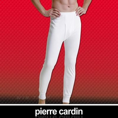 Pierre Cardin 皮爾卡登 排汗厚暖棉長褲-台灣製造(6入組)