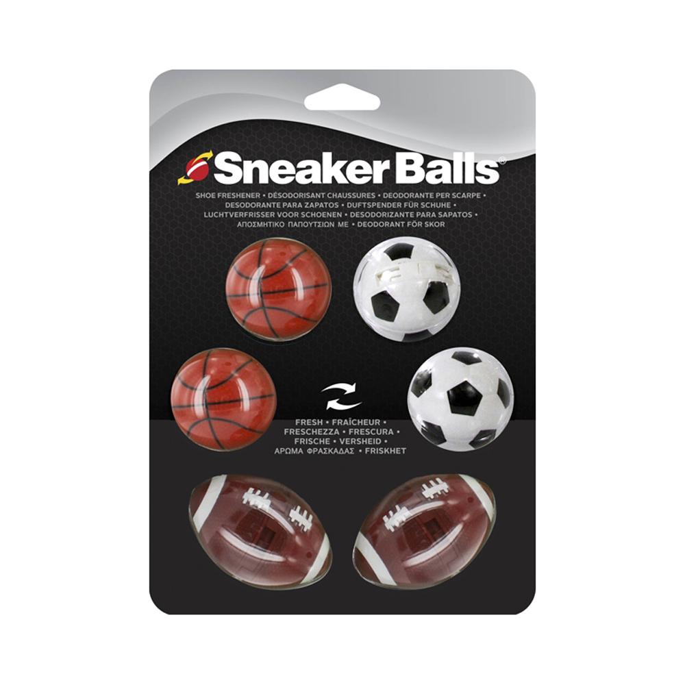美國SOFSOLE Sneaker Balls 天然除菌香香球-球類組合