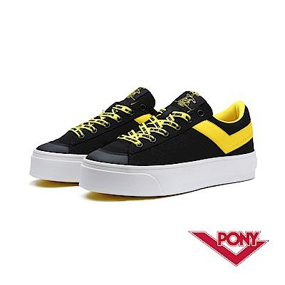 【PONY】Pro系列-經典復古鞋-女-黃