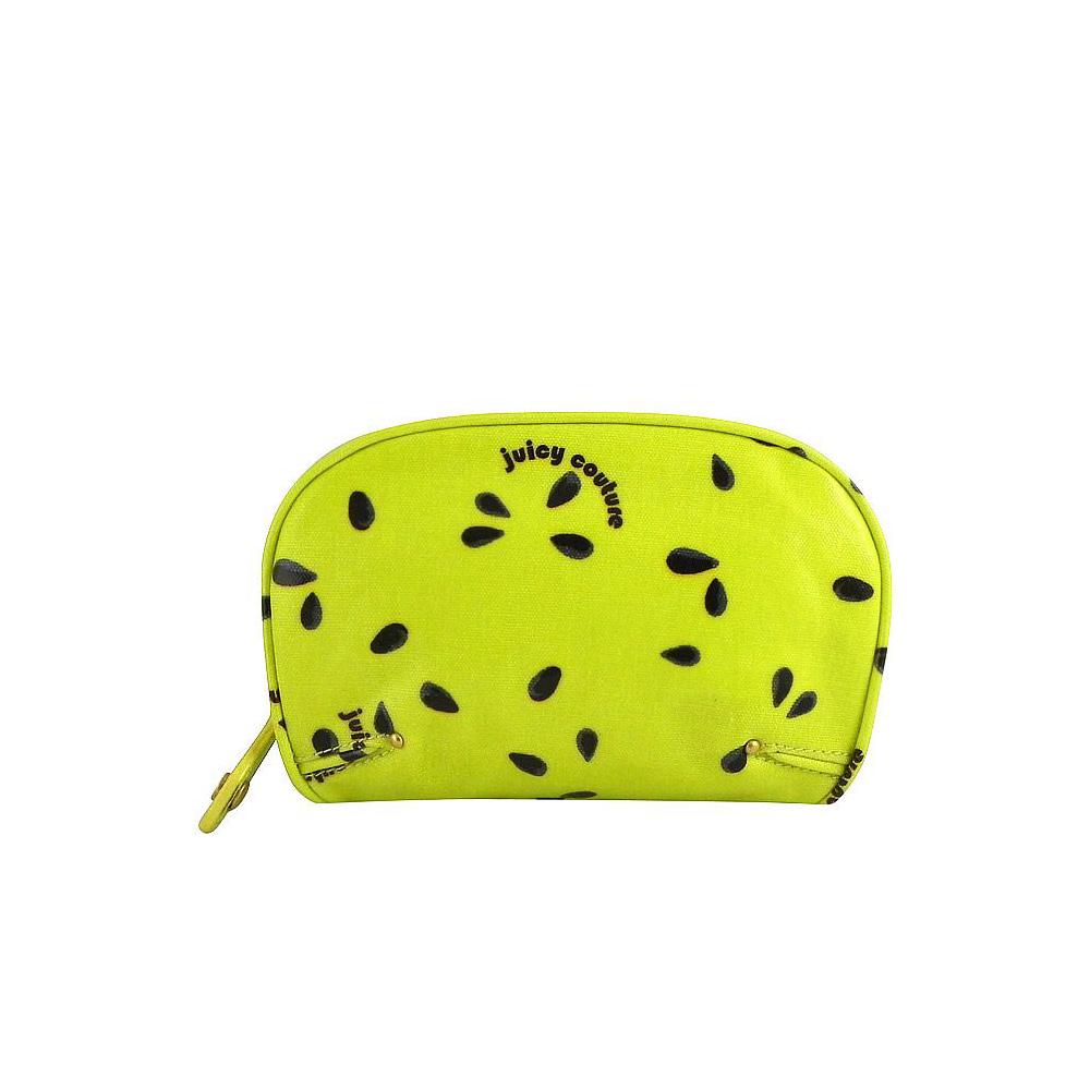 JUICY COUTURE 黃色俏麗西瓜圖案化妝包