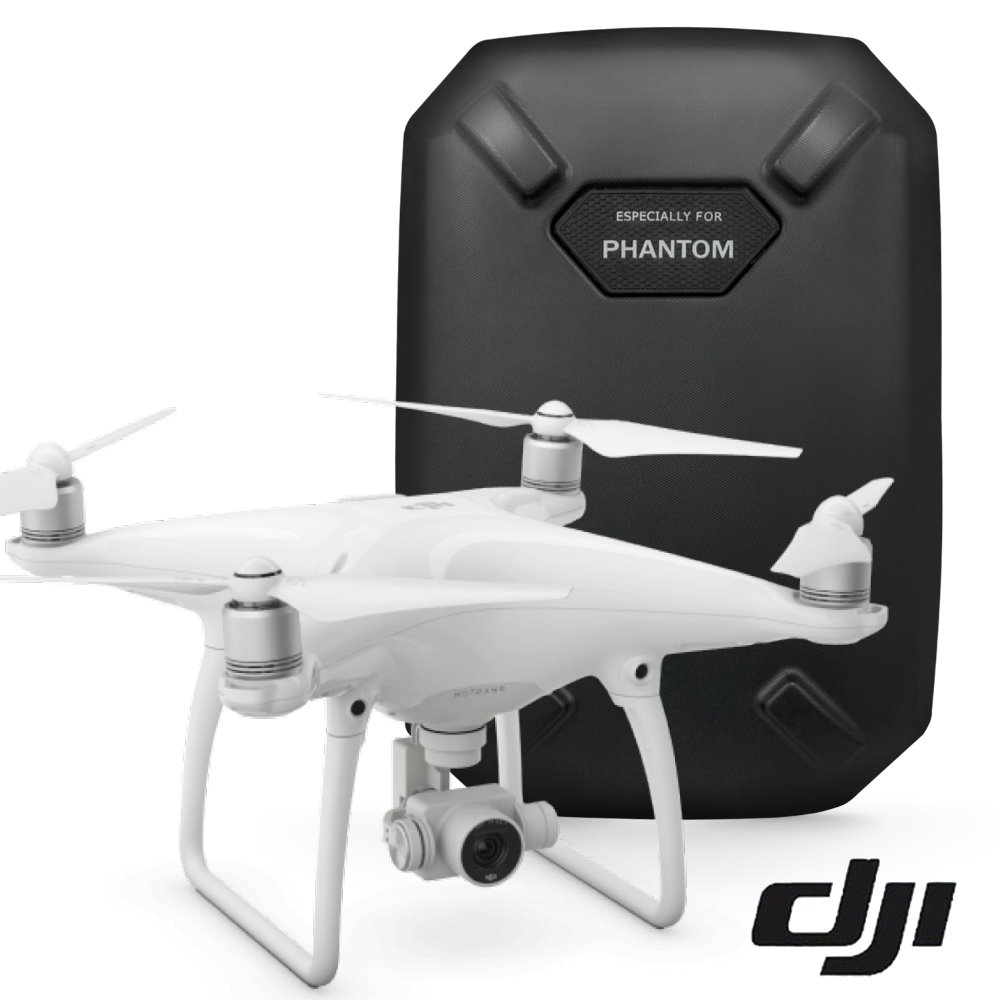 DJI Phantom 4 空拍機 (附專用硬殼包)