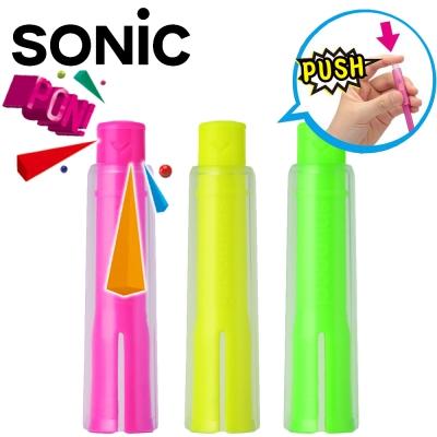 Sonic 學童專用 按鍵鉛筆筆蓋5組/30入