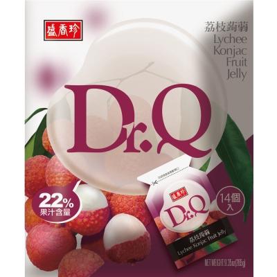 (活動)盛香珍 Dr. Q荔枝蒟蒻(265g)
