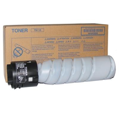 Konica Minolta TN-116 原廠黑色影印機碳粉
