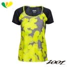 ZOOT 頂級極致型輕羽級吸排運動跑衣(女) Z1704008(檸檬黃)