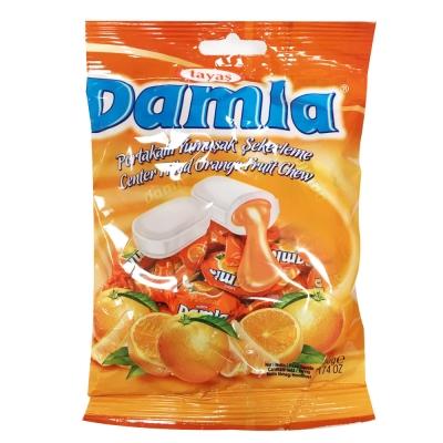 岱瑪菈 橘子風味軟糖(90g)