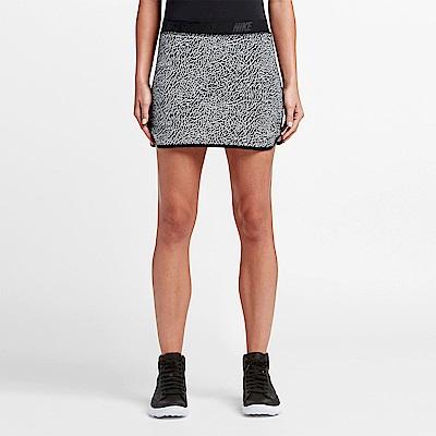 NIKE運動短褲裙FLEX FLIP PRINT(黑白)803099-100