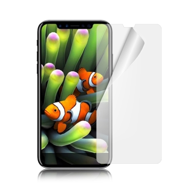 魔力 Apple iPhone X 5.8吋 高透光抗刮螢幕保護貼-非滿版