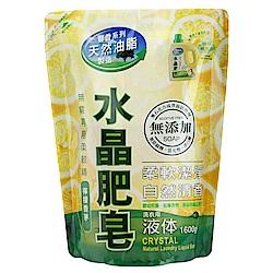 南僑水晶肥皂液体補充包1600g
