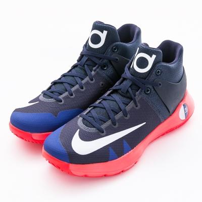 NIKE-KD TREY 5 IV EP-男籃球鞋-藍紅