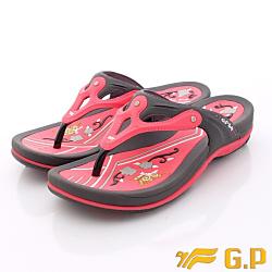 GP涼鞋-華麗蝴蝶夾腳拖-GSI877W-44