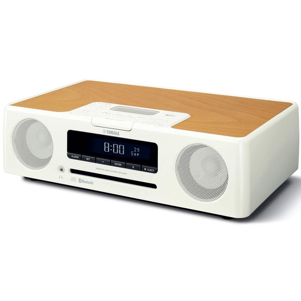 Yamaha 桌上型音響(TSX-B232)-白