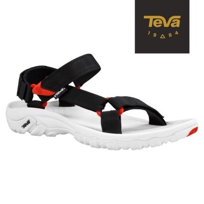 TEVA 美國-男 Hurricane XLT 機能運動涼鞋 (黑/紅)