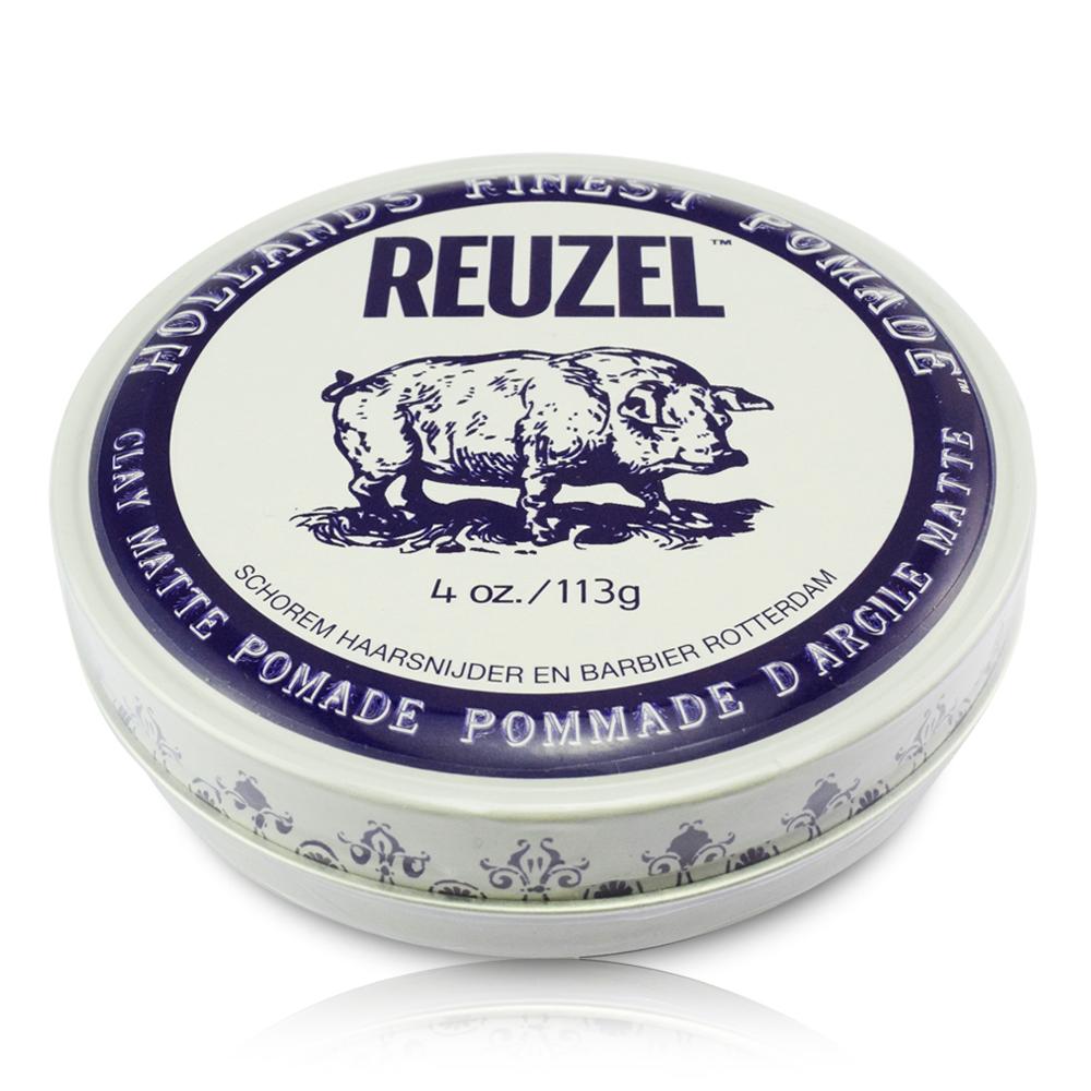 *REUZEL 白豬水性髮油113g