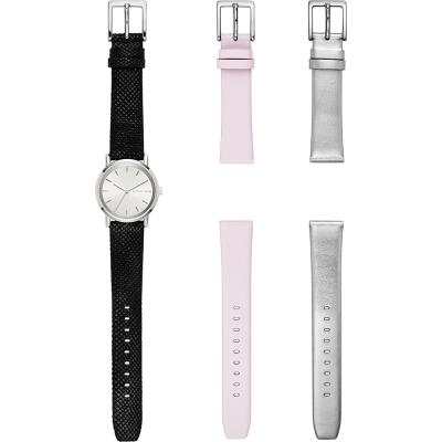 DKNY 時尚主流紐約風套錶-34mm
