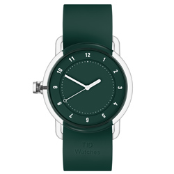 TID Watches No.3 TID-N3-TR90-GN/38mm
