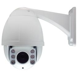 【CHICHIAU】1080P 200萬10倍速伸縮360度高速球IP網路攝影機