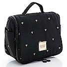 VOVAROVA空氣包-旅行盥洗包plus-心空閃耀(黑)