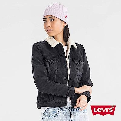 牛仔外套 女裝 毛領Sherpa - Levis