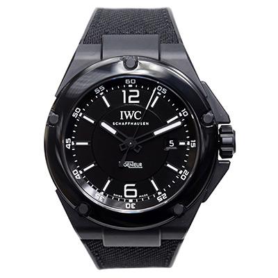 IWC 萬國錶 工程師系列黑色陶瓷自動腕錶(IW322503)-46mm