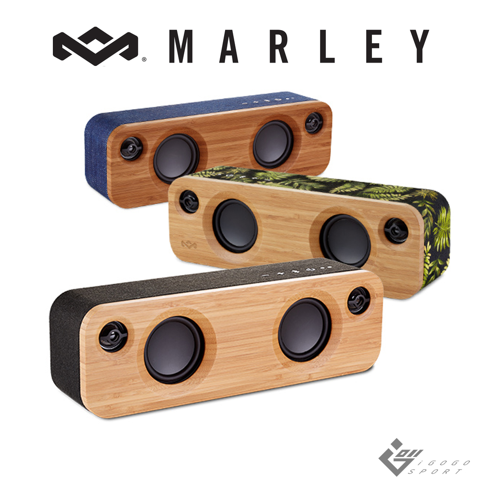 Marley Get Together Mini 藍牙喇叭