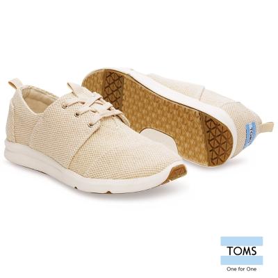 TOMS-帆布網格休閒鞋-女款
