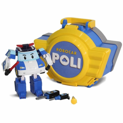 POLI 波力 變形系列 - LED波力手提基地