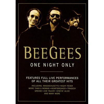 比吉斯 - 只有今夜演唱會  DVD