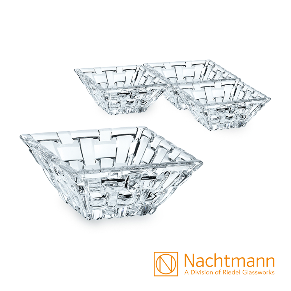 Nachtmann Bossa Nova巴莎諾瓦沙拉碗(4入)8.5cm