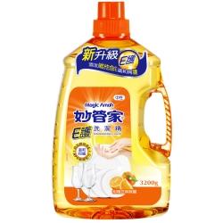 妙管家-E護洗潔精3200g