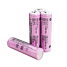 UNAVI安全認證 凸頭18650充電鋰電池 2600mAh(2顆入)贈電池盒