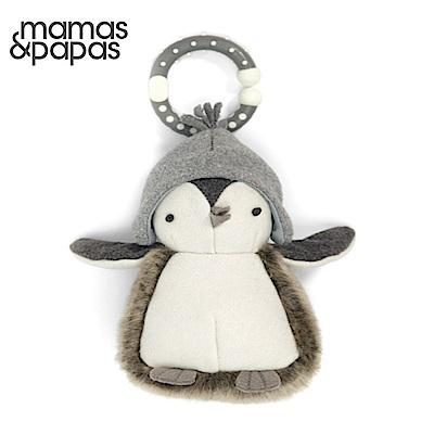 Mamas & Papas 企鵝想飛搖鈴吊飾玩偶