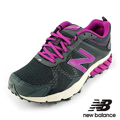 NEW BALANCE運動鞋女WT610RJ5黑紫色