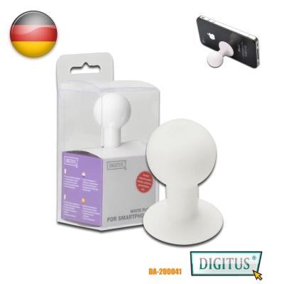 曜兆DIGITUS手機平板乳膠吸盤式站立架