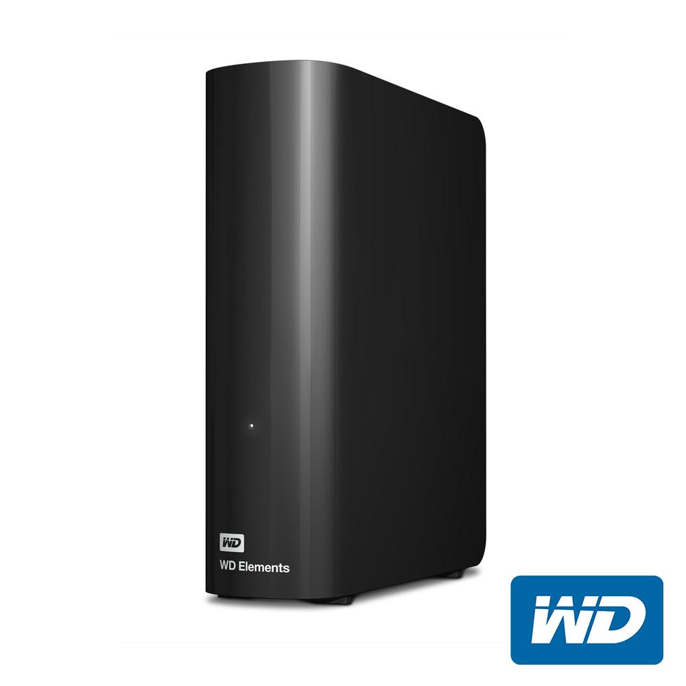 WD Elements Desktop 6TB 3.5吋外接硬碟(SESN)