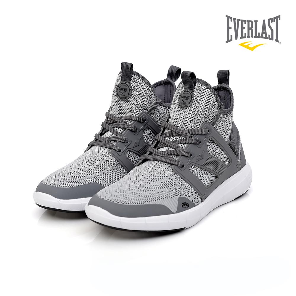 EVERLAST 輕量運動鞋-男-灰