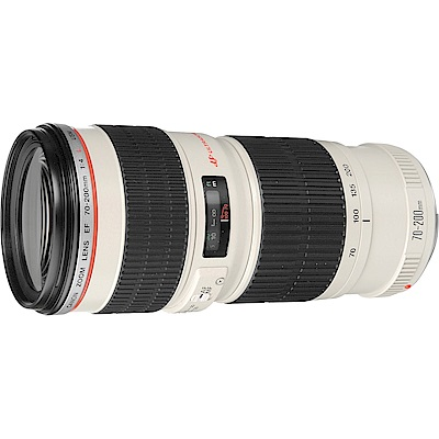 Canon EF 70-200mm F4L USM 望遠變焦鏡頭(平行輸入)