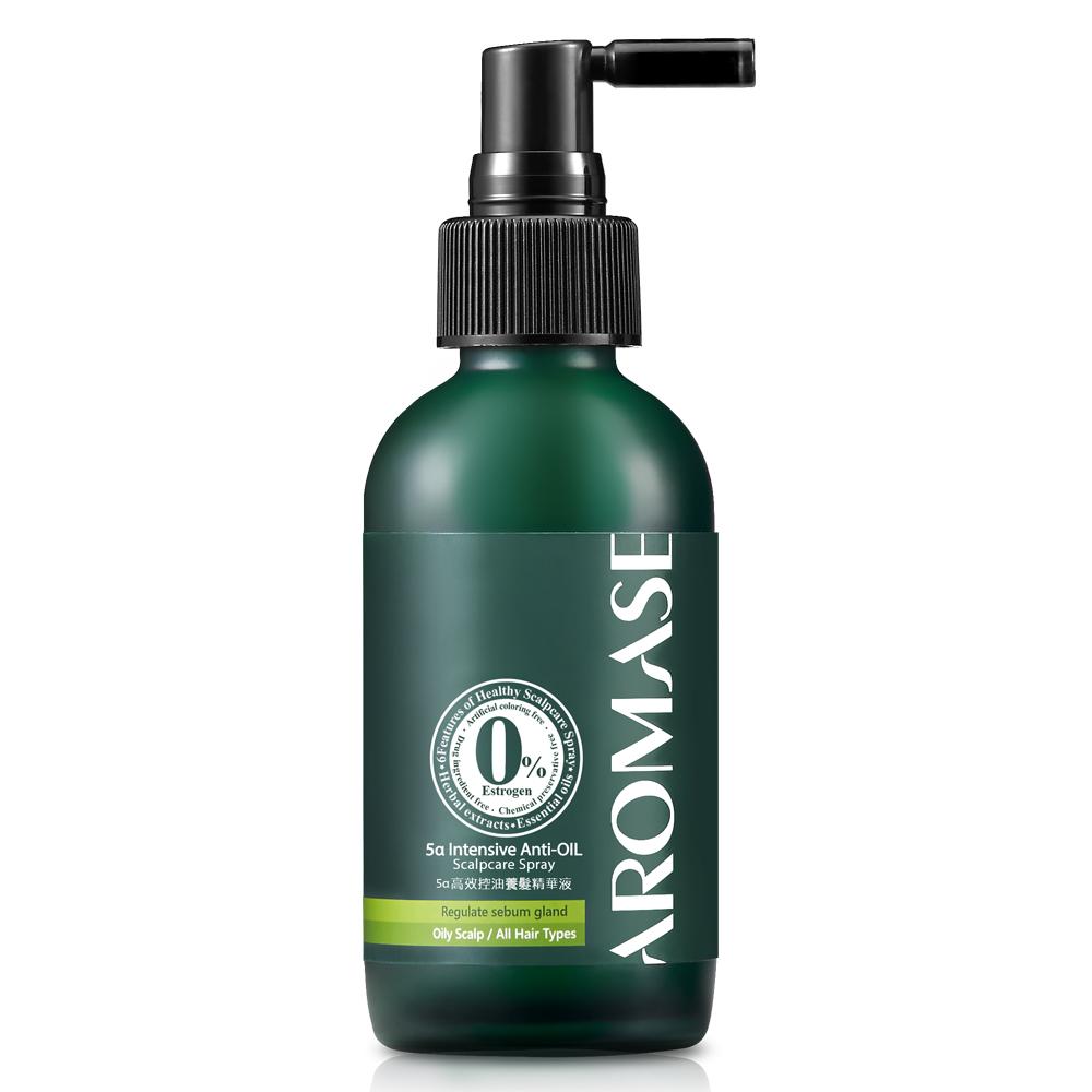 AROMASE艾瑪絲 5α高效控油養髮精華液115mL