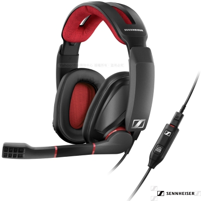 SENNHEISER GSP 350 7.1聲道頭戴式電競耳麥 (耳機麥克風)