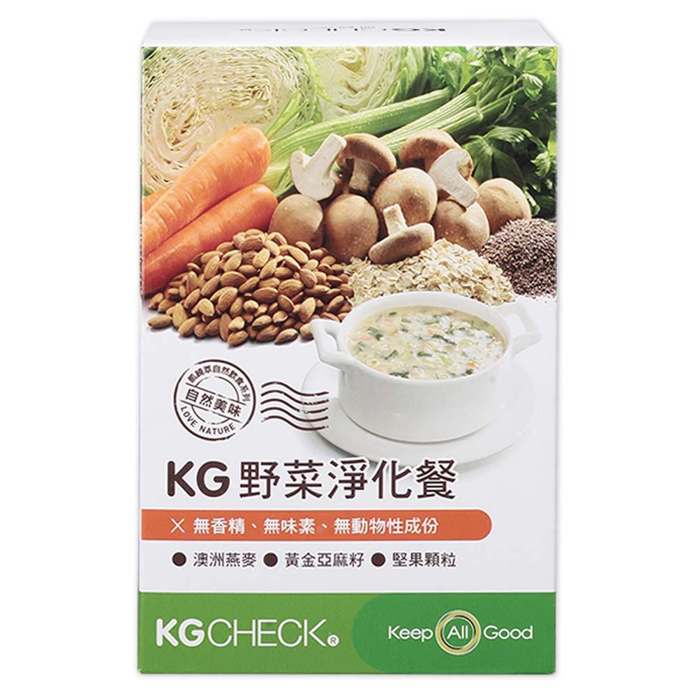 聯華生醫 KGCHECK  野菜淨化餐(6包/盒)