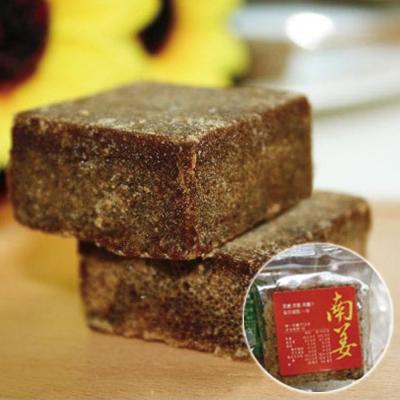 波比元氣生活館 黑甜黑糖塊-南薑汁(25gx12塊)