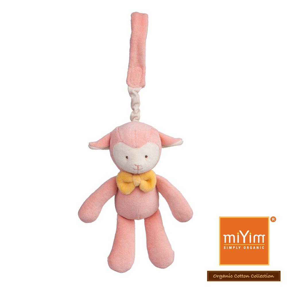 美國miYim有機棉 推車吊掛系列-亮寶羊羊