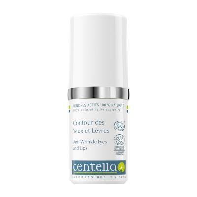Centella 仙緹拉 抗皺緊緻眼唇精華霜 15ml