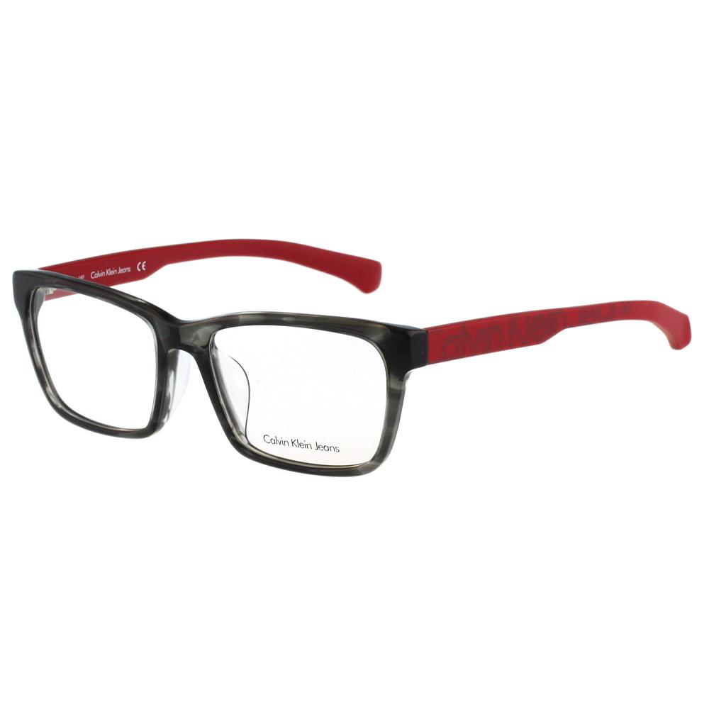 Calvin Klein- 時尚光學眼鏡(大理石紋)